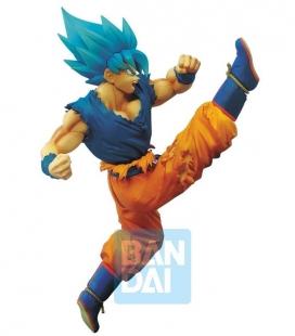 Figura DRAGON BALL SUPER SUPER SAIYAN GOD SUPER SAIYAN SON GOKU Z-BATTLE de Bandai