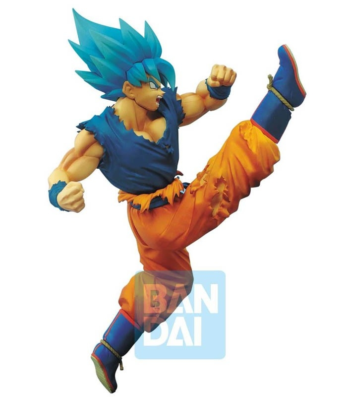 Figura DRAGON BALL SUPER SUPER SAIYAN GOD SUPER SAIYAN SON GOKU Z-BATTLE de Bandai