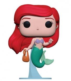 Funko POP! Ariel con bolsa - La Sirenita