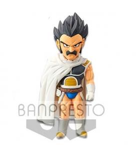 Figura World Collectable Dragon Ball Super Movie vol 1 Paragus 7cm de Banpresto