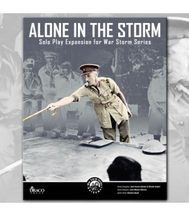 Alone in the Storm - War Storm Series Juego de mesa Draco Ideas
