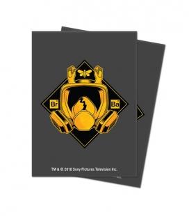 Fundas Ultra Pro  Breaking Bad Golden Moth. Tamaño Standard  66x91 mm - Paquete de 100