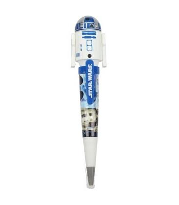 R2-D2 Bolígrafo con luz y sonido. Star Wars