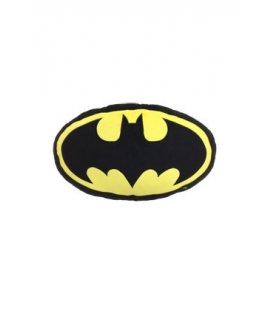 Batman Símbolo cojín ovalado. DC Comics