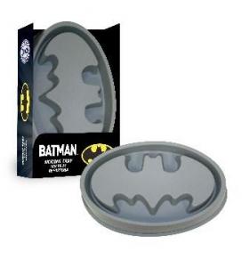 Molde para horno de silicona logo Batman. DC Comics