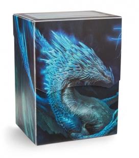 Álbum Páginas de 16 bolsillos para cartas Clear Dragon Shield