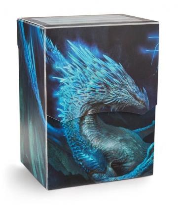 Páginas de 16 bolsillos para cartas Clear Dragon Shield. Distribuidor