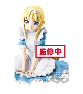 Figura Swort Art Online Alicization EXQ Figure Alice Schuberg 12cm de Banpresto
