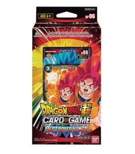 Dragon Ball Super Card Game Display  de 6 Special Pack Set Destroyer Kings Inglés