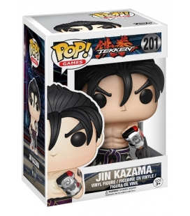 Funko POP! 201 Jin Kazama Black & White Suit - Tekken