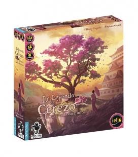 El Cerezo que florece cada diez años (Cherry Tree) - Juego de mesa en español IELLO