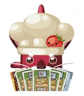 Catchup & Mousetard - Fast Food Battle! - Juego de mesa Mixin Games