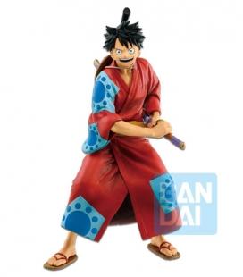 Figura One Piece Monkey. D. Luffy Japanese style Figure 25cm de Banpresto