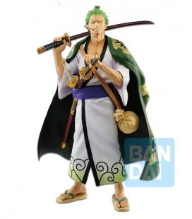 Figura One Piece Roronoa Zoro Japanese style Figure 25cm de Banpresto