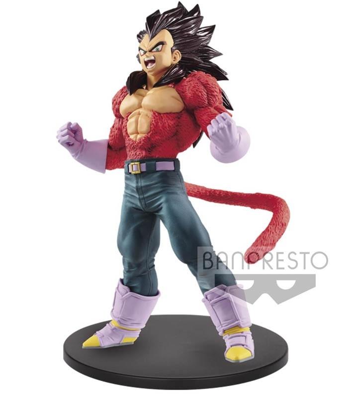 Figura Dragon Ball GT Blood of Saiyans Special IV 20cm de Banpresto