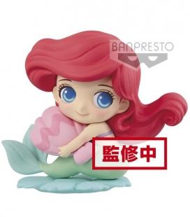 Figura Sweetiny Disney Characters -Ariel-(B:Milky color ver) de Banpresto