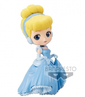 Figura Q posket Disney Characters -Cinderella-(A Normal color ver) de Banpresto
