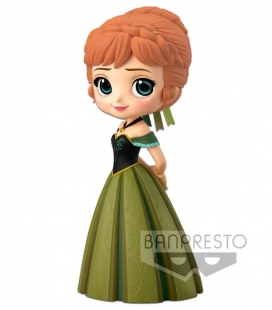 Figura Q posket Disney Characters -Anna Coronation Style-(A Normal color ver) de Banpresto