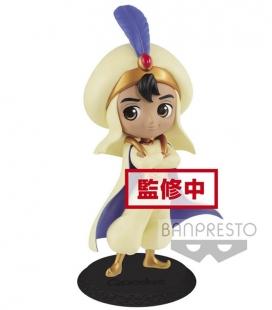 Figura Q posket Disney Characters Aladdin Prince Styler (A:Normal color ver) de Banpresto