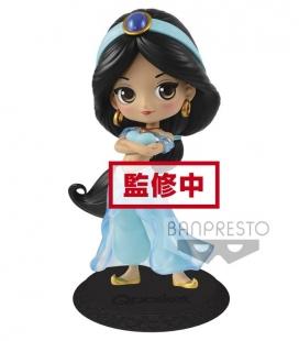 Figura Q posket Disney Characters Jasmine Prince Styler (A:Normal color ver) de Banpresto