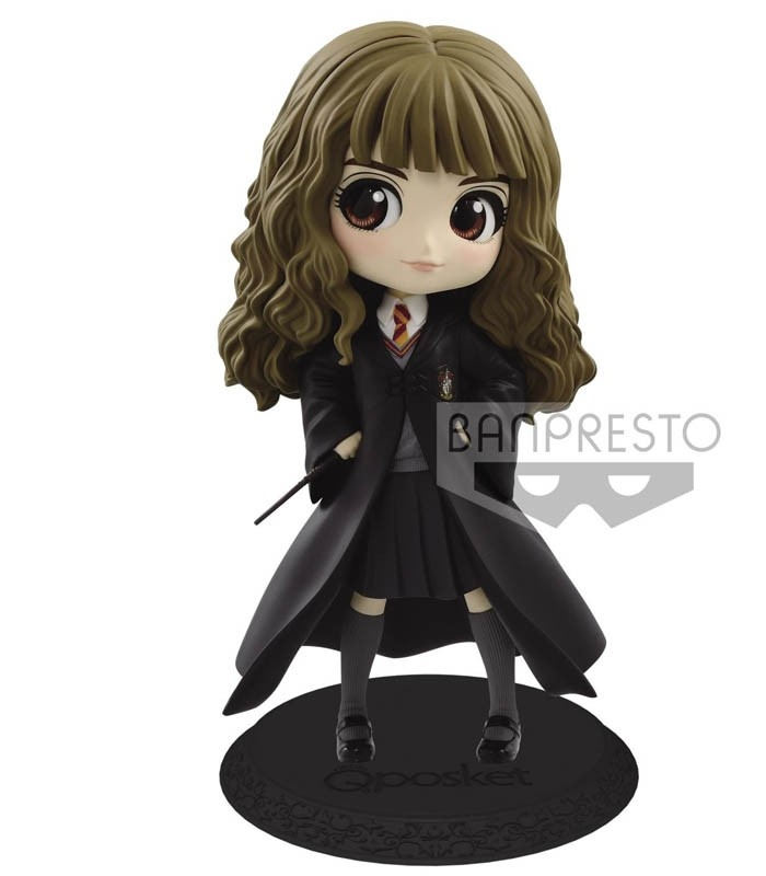 Figura Harry Potter Q posket-Hermione Granger- II(A:Normal color ver) de Banpresto