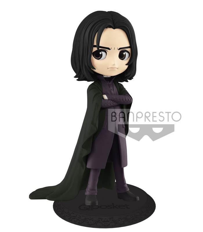 Figura Harry Potter Q posket-Severus Snape-(A:Normal color ver) de Banpresto