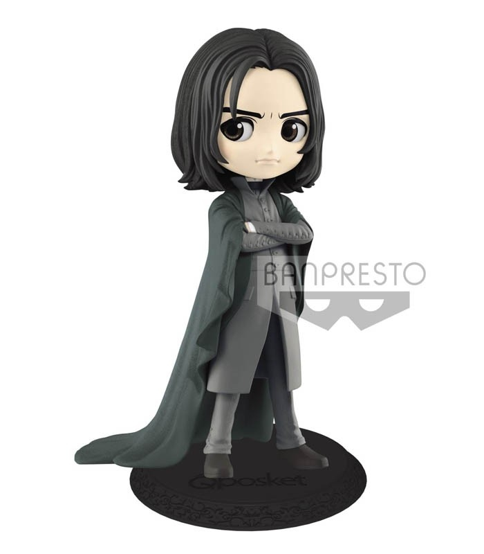 Figura Harry Potter Q posket-Severus Snape-(B:Light color ver) de Banpresto