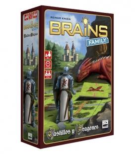 Brains. Poción Mágica - Juego de mesa SD GAMES