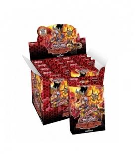 Baraja de Estructura Soulburner (8 mazos) del juego de cartas Yu-Gi-Oh! Inglés