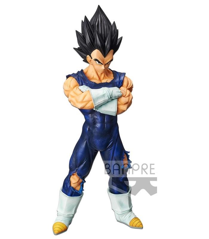 Figura DRAGON BALL Z Grandista nero VEGETA 26cm de Banpresto