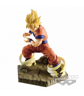Figura Dragon Ball Absolute Perfection Son Goku 15cm de Banpresto