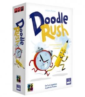 Doodle Rush Juego de mesa SD Games