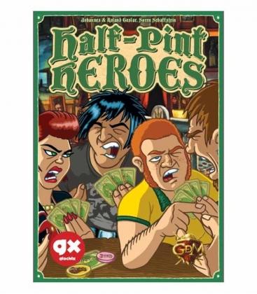 Half Pint Heroes Juego de mesa GDM Games