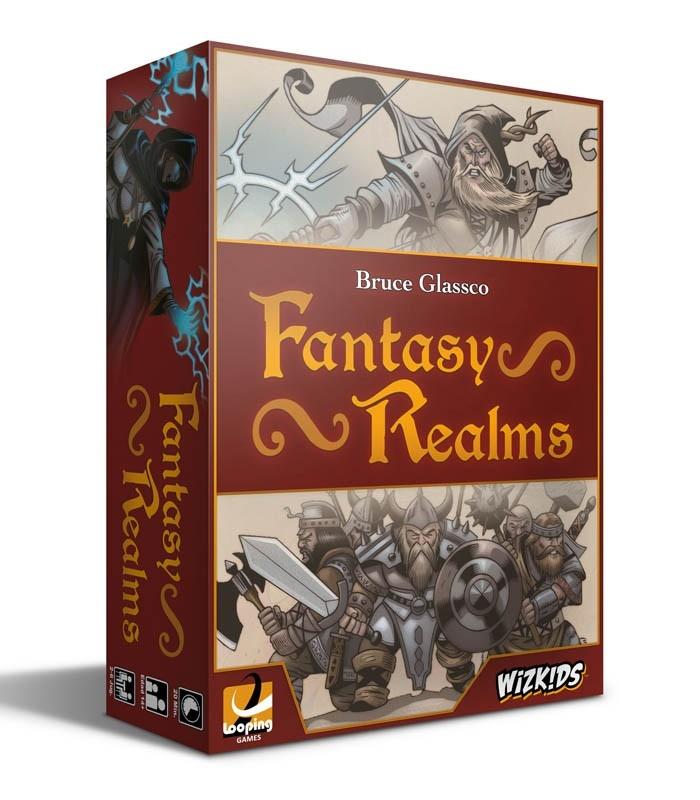 Fantasy Realms Juego de mesa Looping Games