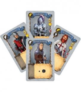 Elements - Juego de cartas MasQueOca