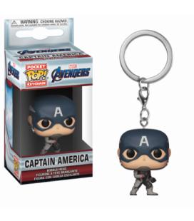 Funko Keychain de Captain America Endgame. Llavero