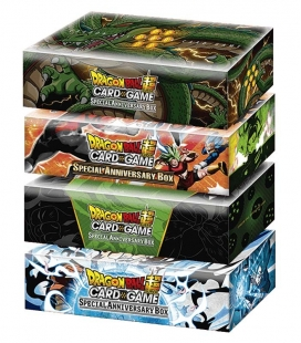 Dragon Ball Super Card Game Special Anniversary Box  Inglés
