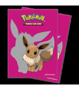 Fundas Standard Pokemon Eevee 2019 Ultra Pro