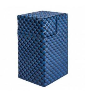Caja de mazo Deck Box M2 Limited Sea Dragon Ultra Pro. Color Azul