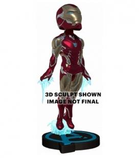 Figura Head Knocker - Iron Man 20cm de Neca. Endgame