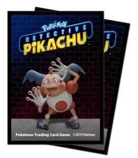 Fundas Standard  Pokemon Detective Pikachu - Mr. Mime - Paquete de 65