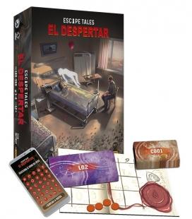 Escape Tales El Despertar - Juego de mesa - Español