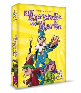 El Aprendiz de Merlín - Juego de mesa en español