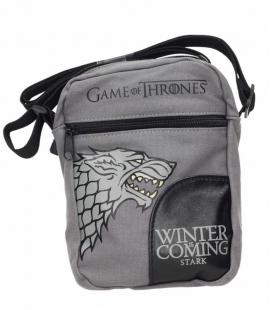 Stark bolsa pequeña tela canvas Game of Thrones - Juego de Tronos