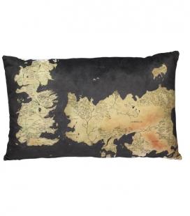 Mapa de Poniente Cojín Game of Thrones - Juego de Tronos