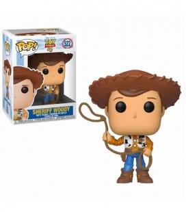 Funko POP! 522 Woody Toy Story 4