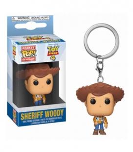 Funko Keychain de Sheriff Woody Toy Story 4. Llavero