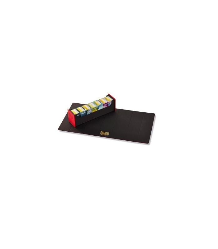 Magic Carpet Dragon Shield Red / Black