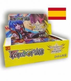 Caja de sobres El Despertar de los Antiguos - Force of Will Español