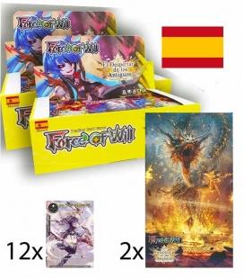 Kit de Presentación El Despertar de los Antiguos Force of Will Español